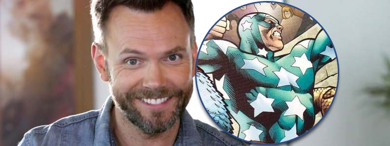 Joel McHale Joins Cast as Starman