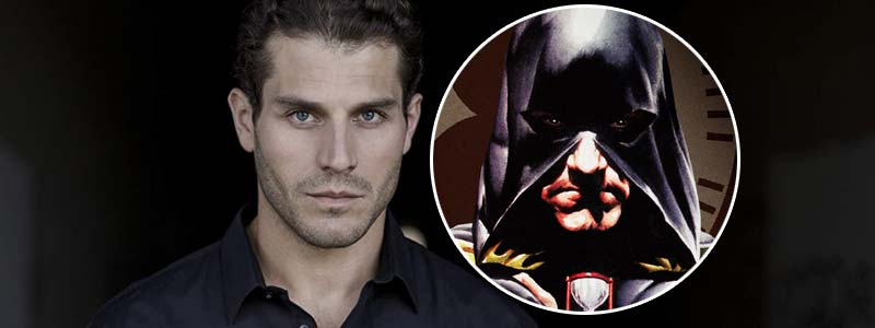 Lou Ferrigno Jr. Cast as Hourman