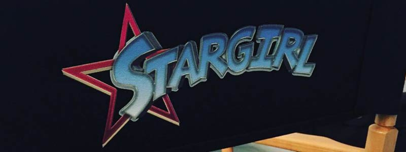 Stargirl Production Underway