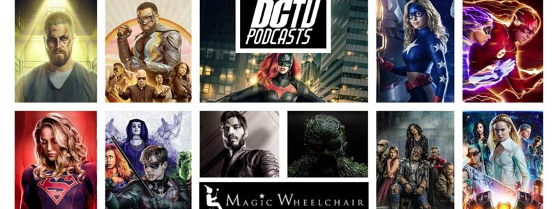 DC TV Podcasts Charity Event