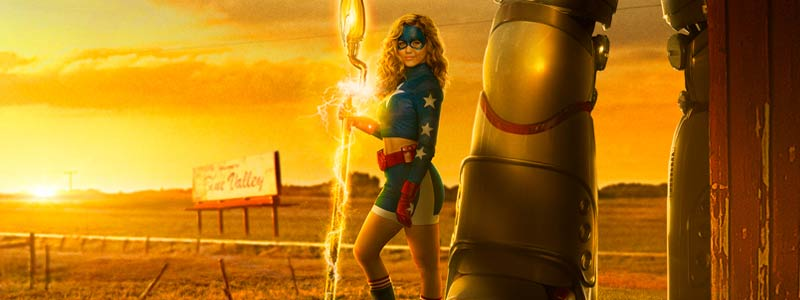New Stargirl Keyart Poster Revealed