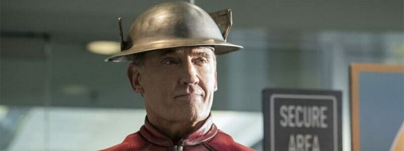 John Wesley Shipp Guest Stars as The Flash